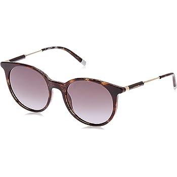 Calvin Klein EYEWEAR Womens CK3208S Sunglasses, GREYFADE, 5420