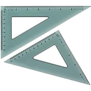 Westcott Triangular Scale (KT-90), (Pack of 2)