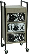 Comair 7001224 Route 66 - Carrito de herramientas