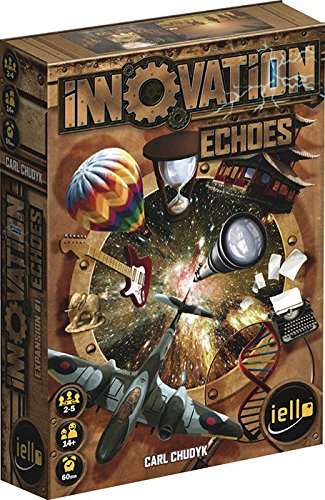 Asterion 8185–Innovation Echoes, Edizione Italiana
