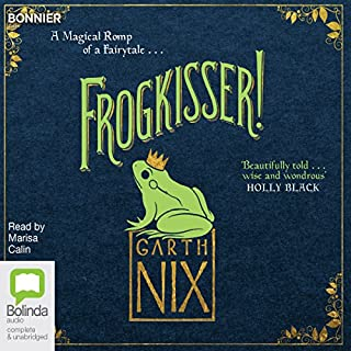 Frogkisser! cover art