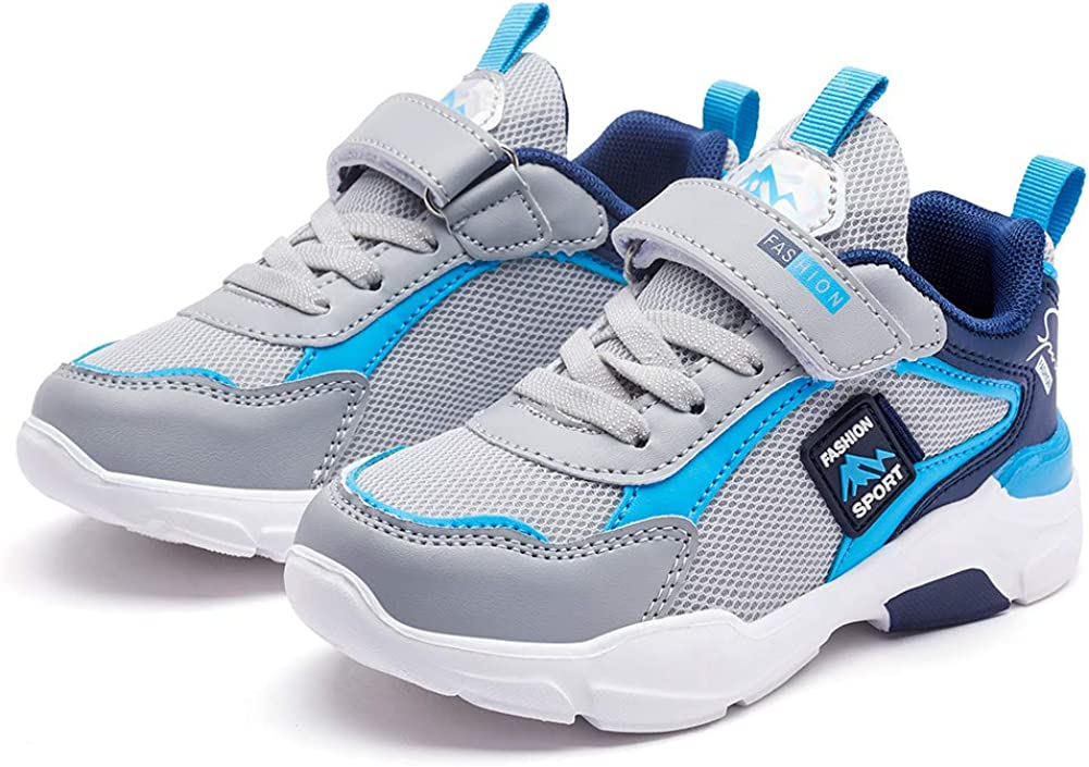 Scarpe Sportive per Bambini Ragazze per Ragazzi Scarpe Traspiranti Confortevole Leggero Sportivo Running Shoes Unisex 26-37