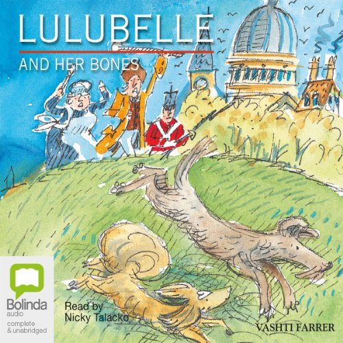 Lulubelle and Her Bones audiobook cover art