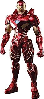 Marvel Universe Iron Man Variant Bring Arts Action Figure, Multicolor