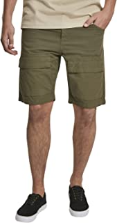 Urban Classics Men's Performance Cargo Shorts Funktions-Hose