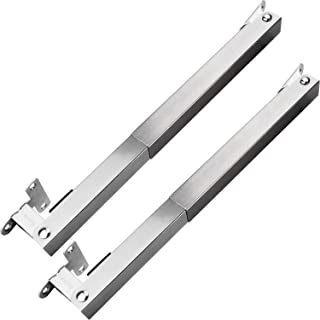 Douper 150N/33lbs Heavy Duty Gas Springs Lid Support Lid Soft Close Buffer Toy Box Hinge Chest Lid Support with Soft Close Pack of 2