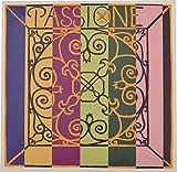 Pirastro Passione Saitensatz 4/4 Geige/Violine Darm E-Saite Silberstahl blank mittel