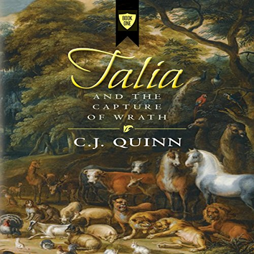 Talia and the Capture of Wrath audiobook cover art