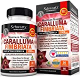 Appetite Suppressant Pure Caralluma Fimbriata Extract 1000mg All Natural Weight Loss Pills to get Slim Fast - Extreme...