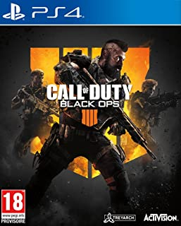 Third Party - Call of Duty Black Ops 4 Occasion [ PS4 ] - 5030917239229