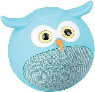Mini Owl True Wireless Stereo Speaker, Hedwig Blue