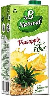 B Natural Juice, Pineapple, 1L