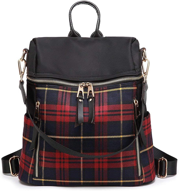 Amayay Daypacks Erwachsene Erwachsene Erwachsene Stylisch Vintage Backpack Dame Handtasche Umhängetasche Große Kapazität Einfacher Stil Dual Use Freizeit Reiserucksack Xxbb (Farbe   Colour, Größe   One Größe) B07Q984DJV  Vollständige Spezifikationen a6f8b6