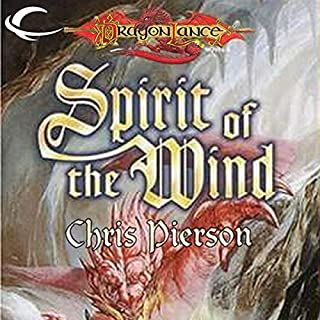 Spirit of the Wind audiobook cover art