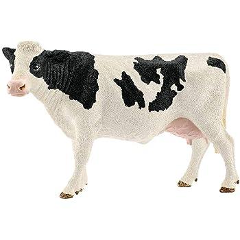シュライヒ ファームワールド ホルスタイン牛 (メス) フィギュア 13797