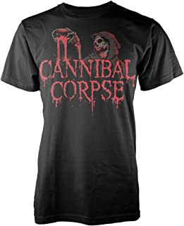 Cannibal Corpse Acid Logo Official Tee T-Shirt Mens Unisex