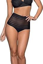 Leonisa Women's Sexy High Waist Rear Enhancing Thong Panty