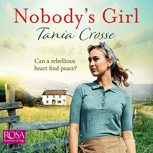 Nobody's Girl audiobook cover art