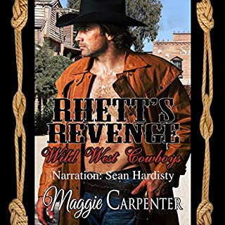 Rhett's Revenge                   By:                                                                                                                                 Maggie Carpenter                               Narrated by:                                                                                                                                 Sean Hardisty                      Length: 7 hrs and 16 mins     8 ratings     Overall 4.5