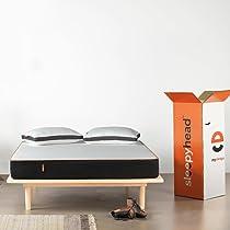 [LD] Sleepyhead Original – 3 Layered Medium Firm Orthopedic Memory Foam Mattress, 78x60x6 inches (Queen Size)