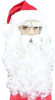 realistic santa beard
