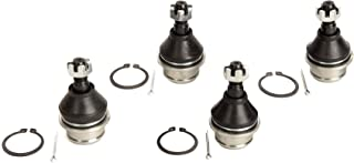 American Star 4130 Chromoly Ball Joints (4) for Kawasaki Teryx - All Years/Models, Brute Force 650-750 All (Fits Many More ATV/UTV Models - see fitment below) Replaces Part #59266-1139, 59266-0014