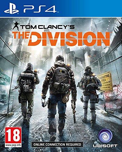 PS4parte Tom Clancy 's the Division Nordic Import en alemán Juego Bar)