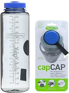 Nalgene Silo Tritan 48oz with capCAP Bottle Cap Replacement