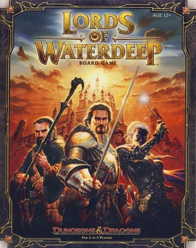 Lords of Waterdeep: A Dungeons &...