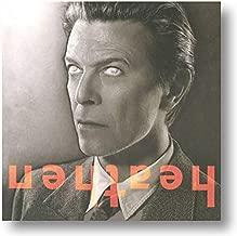 David Bowie- Heathen-Limited Edition, Reissue, Exclusive Black White & Gray 180g vinyl