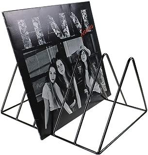 Best vinyl album rack Reviews