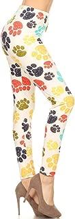 Leggings Depot Women's Ultra Soft Fashion Leggings BAT14