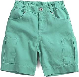 Bermuda Possibilidades Verde - Infantil Menino