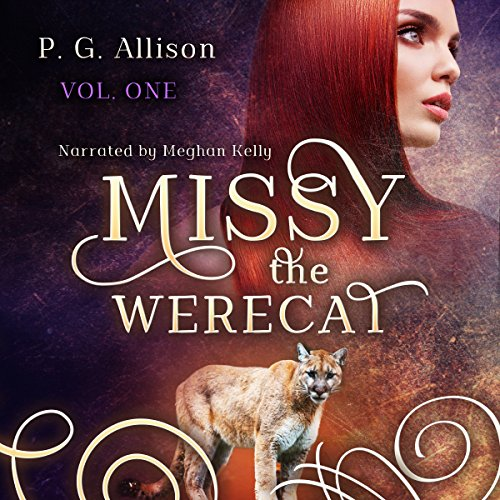 Missy the Werecat audiobook cover art