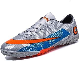VTASQ Chaussures de Football Homme Chaussures Antidérapant Chaussures de Sport Chaussures d'Entraînement Adolescents de Fo...