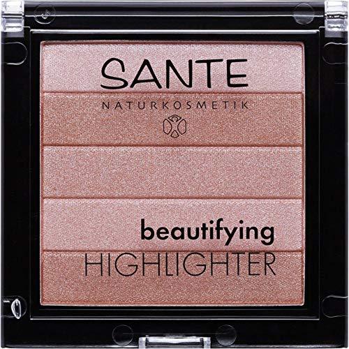 Sante Bio Beautifying Highlighter (6 x 7 gr)