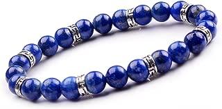 Buddha 8mm Beaded Bracelet for Women Men Gemstone Chakra Bracelet Jewelry for Birthday Gifts