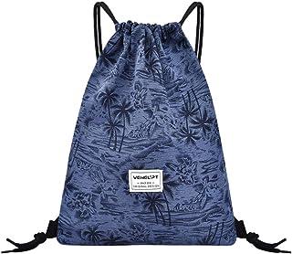 iBaste Nuevo Moda lona Bolso mochila escolar para mujer