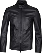 Emporio Armani Men's Leather Jacket