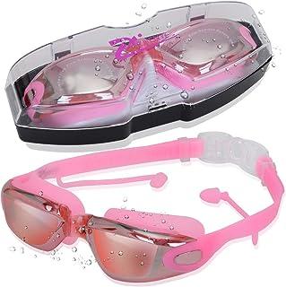 comprar comparacion Gafas de Natación   Gafas para Nadar Antigoteo Antiniebla Y Protección UV   Gafas Natación para Hombres Mujer Adultos Jóve...