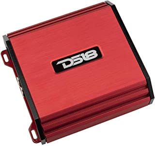 $154 » DS18 S-1500.4D/RD Car Audio Amplifier – 4 Channel, Full Range, Class D, 1500 Watts (Red)