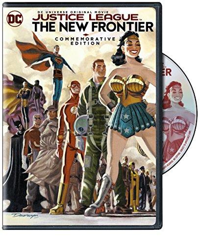 Justice League: New Frontier Commemorative Ed [Edizione: Stati Uniti]