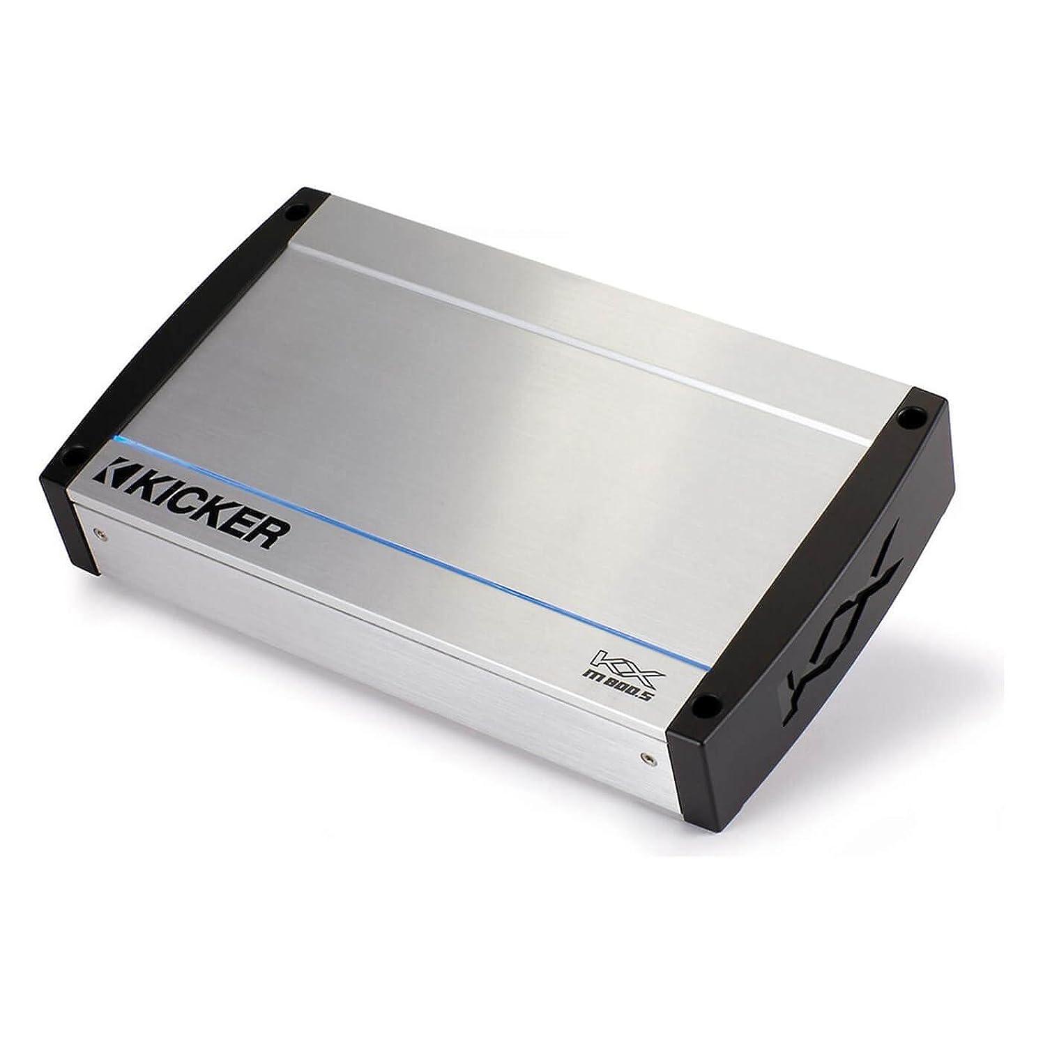 KICKER 40KXM800.5 5-Channel Marine Amplifier