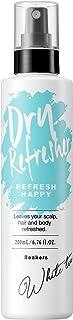 [Amazon限定ブランド] Beakers ドライリフレッシャー ドライシャンプー 全身用 【 簡単 水のいらないシャンプー 】ホワイトティーの香り 女性 男性 メンズ レディース 介護 200mL