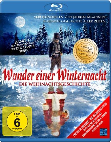Wunder einer Winternacht - Die Weihnachtsgeschichte (Prädikat: Besonders Wertvoll) [Blu-ray]