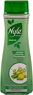 Nyle Dryness Hydration Shampoo, 400ml (Pack of 2)