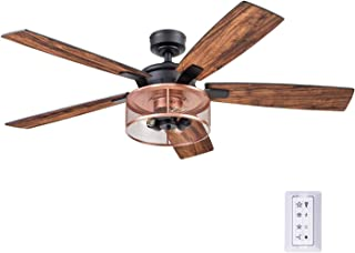 Honeywell Ceiling Fans 51459-01 Carnegie Ceiling Fan, 52,...