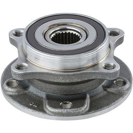 dodge dart wheel bearing Detroit Axle - Front Wheel Hub and Bearing Replacement for 2-2 Dodge  Dart [2-2 2]