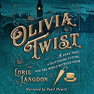 Olivia Twist (Blink) audiobook cover art