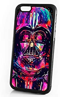 (for iPhone 5 5S SE) Durable Protective Soft Back Case Phone Cover - HOT30270 Starwars Darth Vader